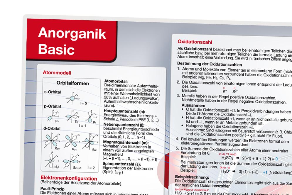 Anorganik Basics A4